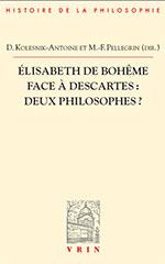 Élisabeth de Bohême face à Descartes : deux philosophes ?