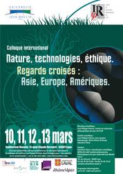 Nature, technologies, éthique