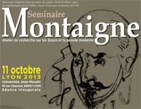 Séminaire Montaigne - 11 octobre 2013