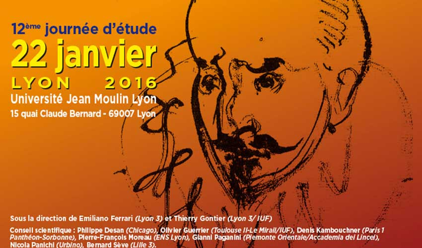 Atelier Montaigne 22 janvier 2016