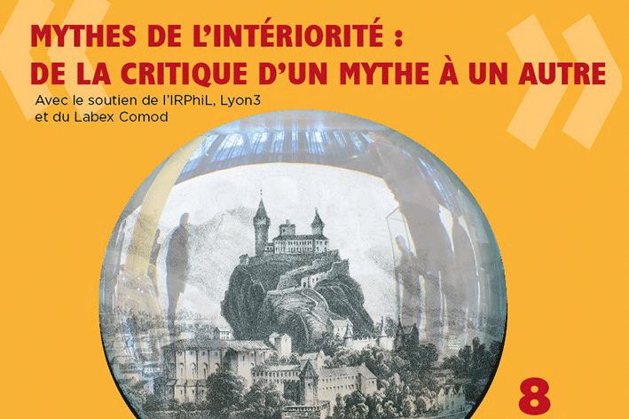 Journée d'étude   Mythes de l'intériorité - 8 février 2019