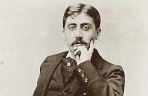 Photo de Marcel Proust par Otto Wegener vers 1895