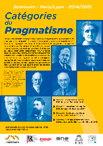 Séminaire Catégories du Pragmatisme