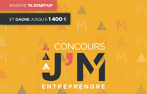 Concours J'M Entreprendre 2021